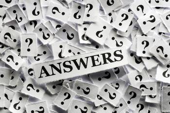 ANSWERS ON QUESTION © Ivaylo Sarayski | Dreamstime.com